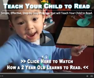 Teach Children How to Read